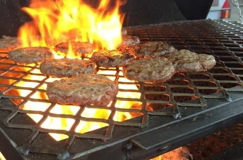 Verjaardagsfeest met Smokey's Choice BBQ