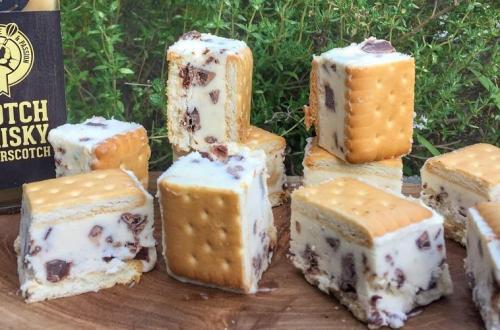 butterscotch ijskoekjes