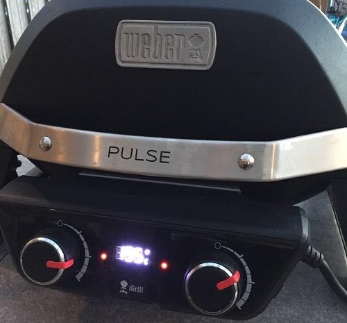 Weber Pulse 2000 elektrisch