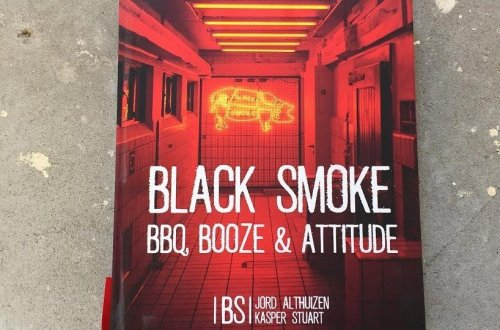 Boekreview: Black Smoke BBQ Booze & Attitude
