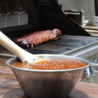 Mango-Chipotle BBQ Sauce
