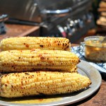 Bacon & Brown Sugar Buttered Grilled Corn