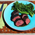 Red Miso Marinated Hanger Steak