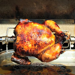 Orange & Soy Spiced Rotisserie Chicken — Gung Hay Fat Choy!