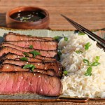 Teriyaki Glazed Top Sirloin