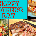 Grillin' It Up For Dad On Father's Day!