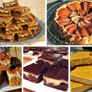 5 Holiday Treats from the Grill + What to do with that Darn Fruitcake!