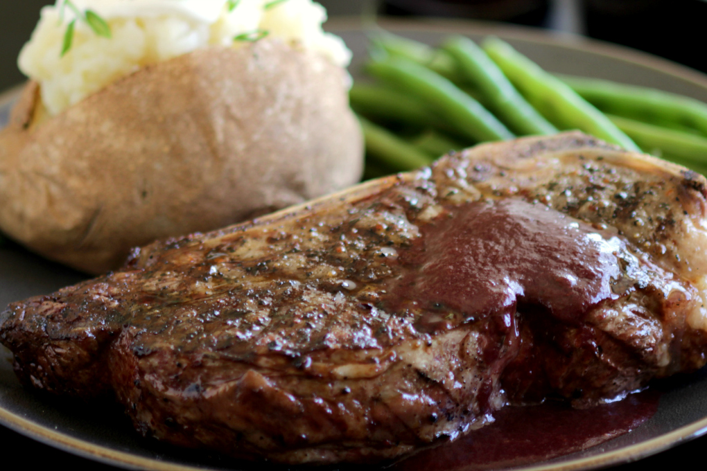 Steak sauces H
