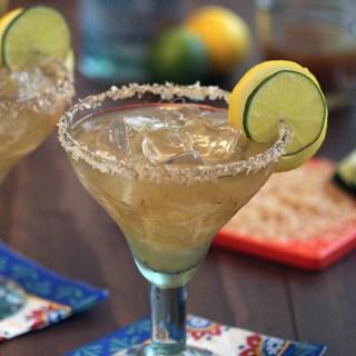 Happy Cinco De Mayo! Charred Citrus Margaritas