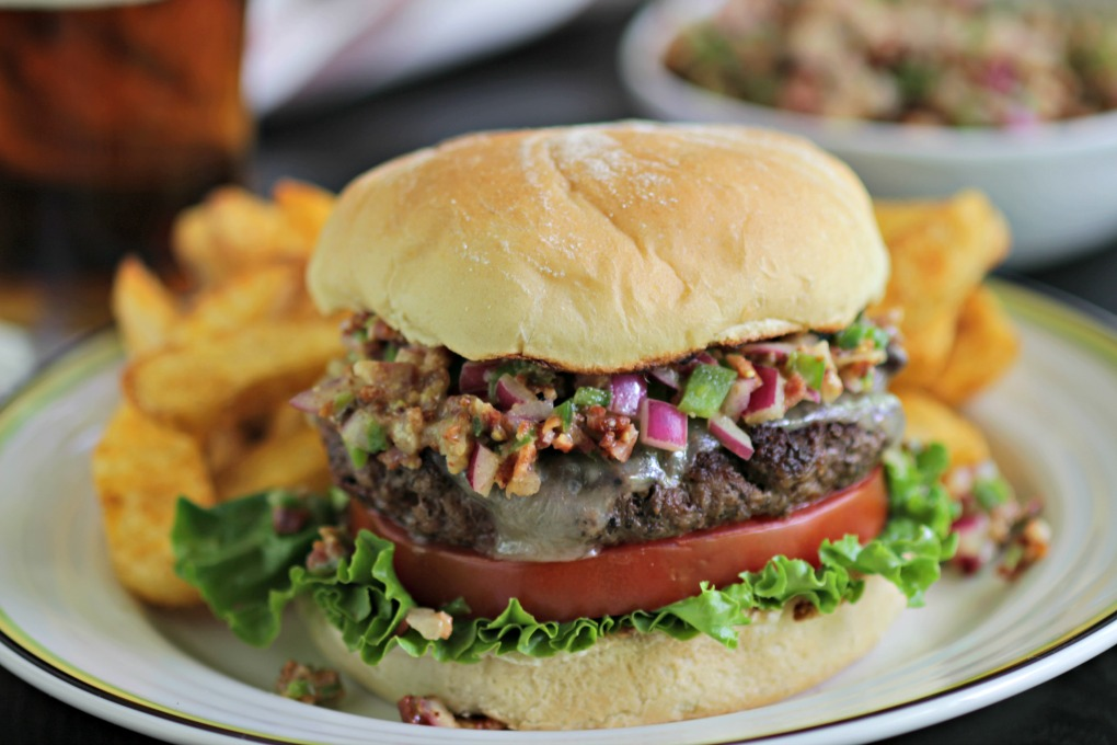 WFC Burger h