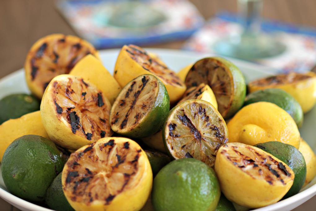 grilled citrus