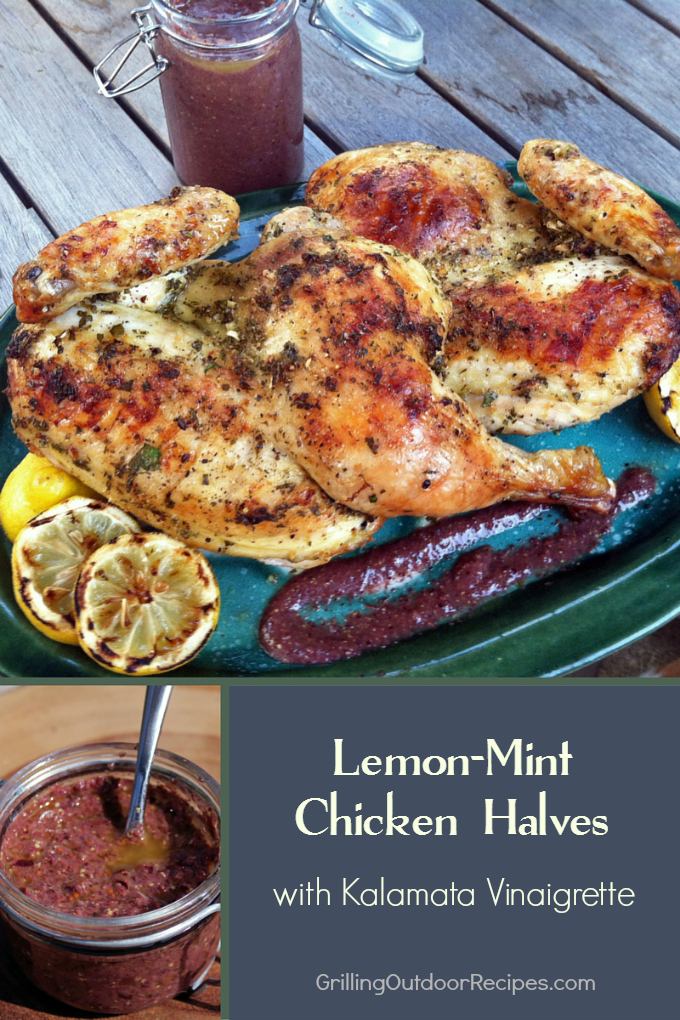 Lemon Mint Chicken Halves vert