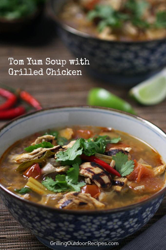Tum Yum w Grilled Chx - vert
