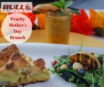 A Peachy Mother's Day Brunch