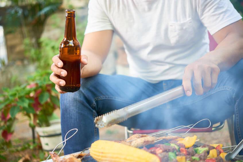 grillbesteck bier