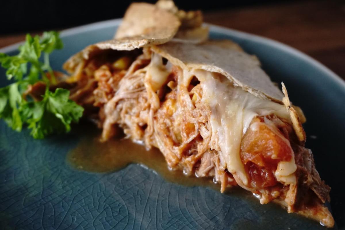 Die Burrito-Torte