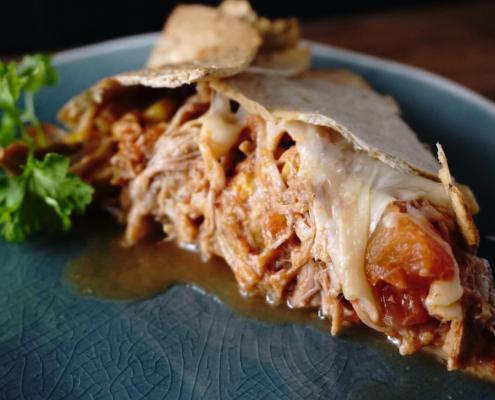Burrito-Torte