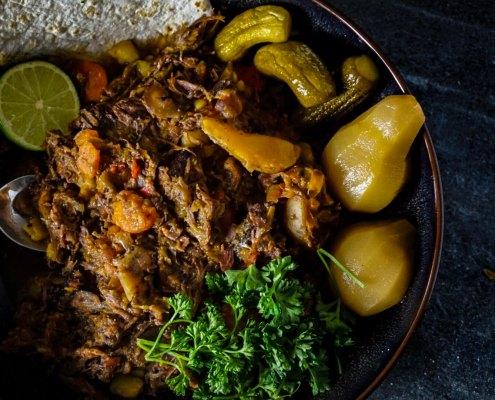 Wildschwein Stew