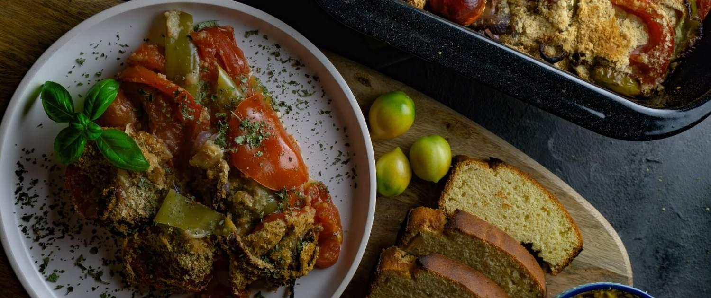 Tomatenauflauf Rezept Grillnations