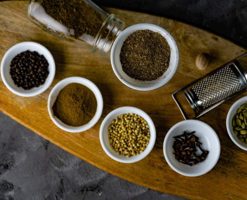 Baharat Gewürzmischung Rezept grillnations