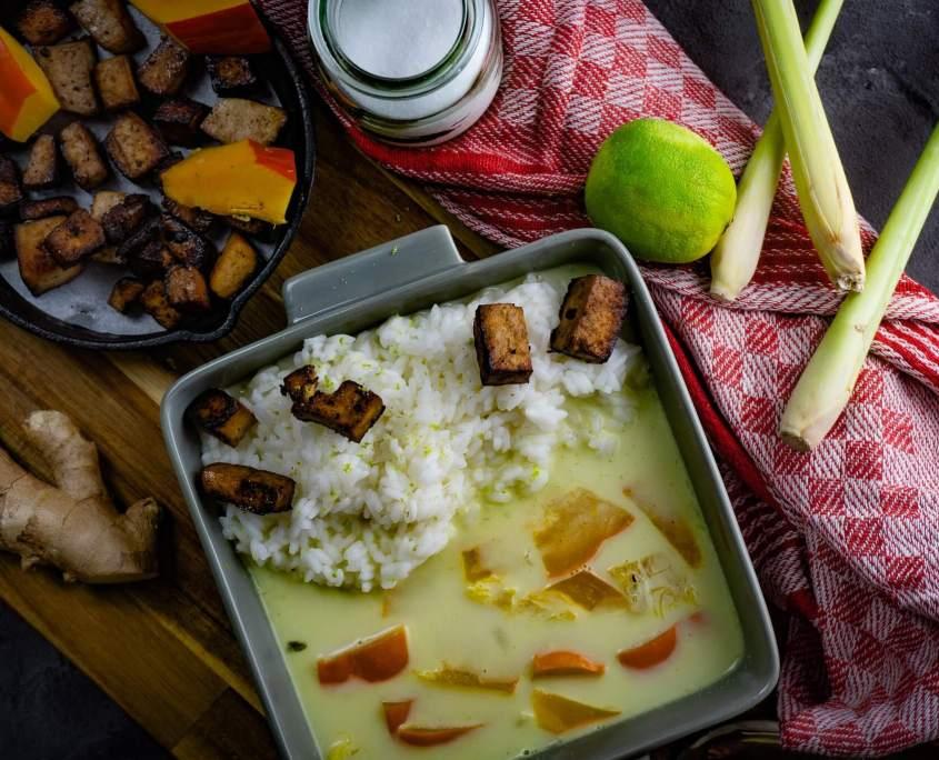 Zitronengrassuppe Rezept grillnations