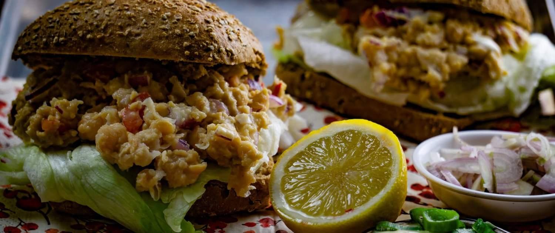 veganer Thunfischsalat Rezept grillnations