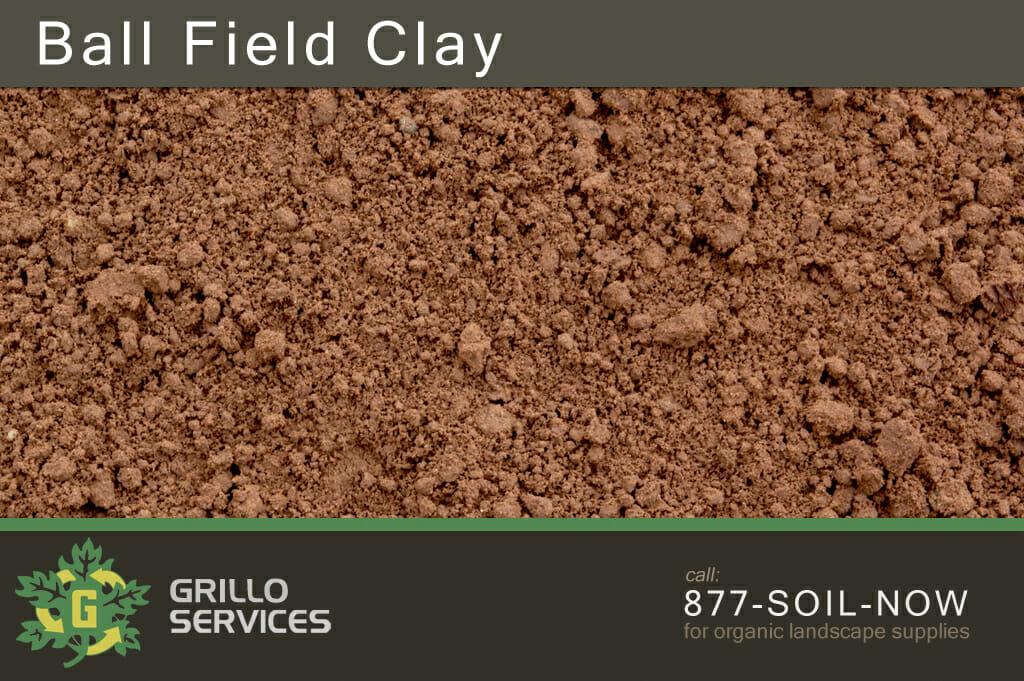 Ballfield Clay