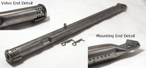 Char Commercial Parts Broil Repair