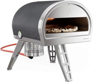Gozney Roccbox gas grill pizza oven