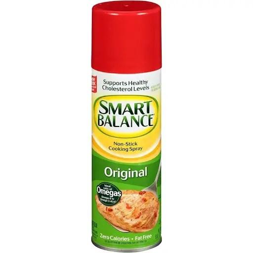 Smart Balance Original Non Stick Cooking Spray, 6 Oz