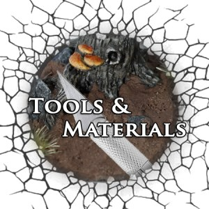 Tools and Materials