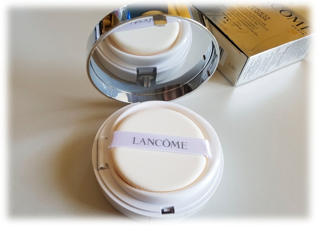 Lancome: Miracle Cushion Foundation