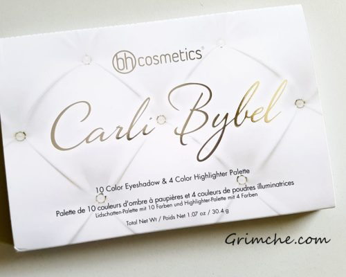 The Carli Bybel Palette