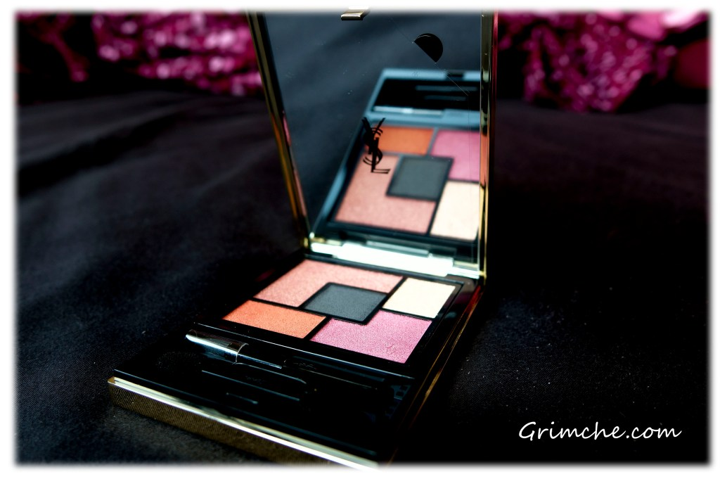 Палитрата на YSL Couture Palette Colletor Keep an Eye On Me