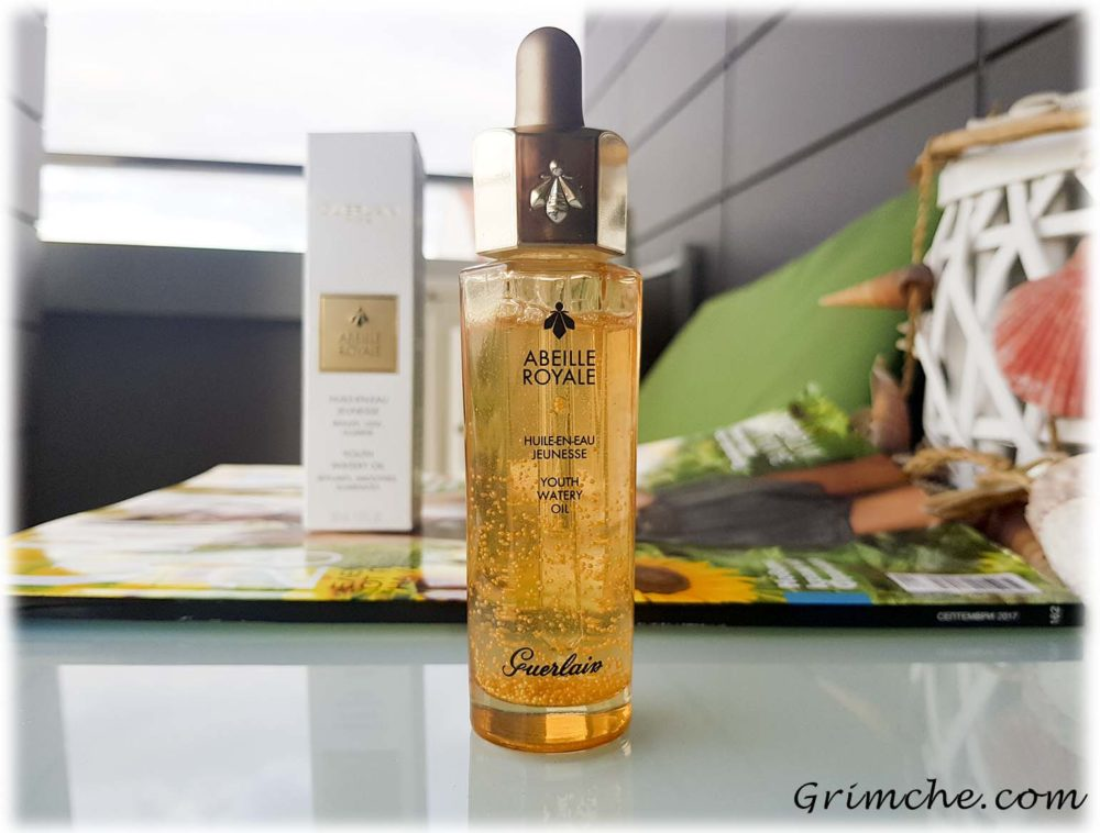 Олио за лице от Guerlain - Abeille Royale Youth Watery Oil 2
