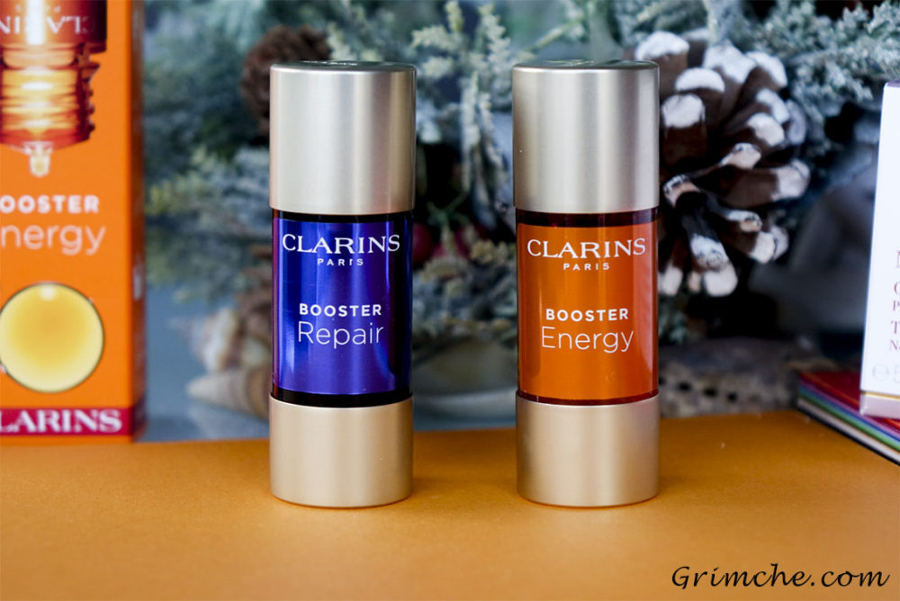 CLARINS skin boosters 1