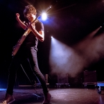Black Pistol Fire at the El Rey Theater photo by ZB Images