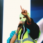 Pussy Riot at Boston Calling by Steven Ward