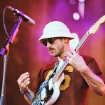 Portugal. the Man at Boston Calling by Steven Ward