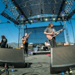 White Reaper at Cal Jam -- Photo: ZB Images