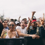 Fans at Camp Flog Gnaw shot by Michael Espeleta