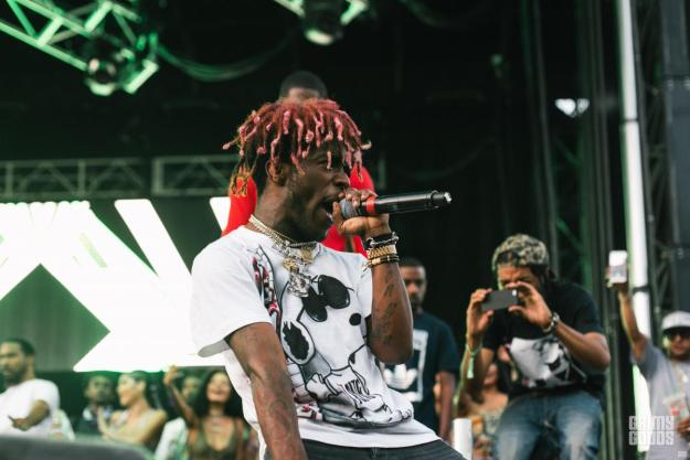 Lil Uzi Vert at Day N Night Fest at The Observatory
