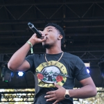 Cozz at Day N Night Fest at The Observatory