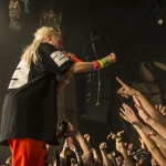 Die Antwoord at the Fonda Theater Photo by Tamea Agle