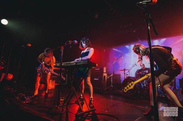 The Paranoyds at Echo Park Rising 2016