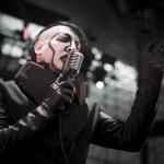 Marilyn Manson, Verizon Amphitheater, photo by Wes Marsala