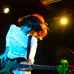 The Entrance Band with Drinking Flowers at The Satellite - Photos Review- Sept. 9, 2014