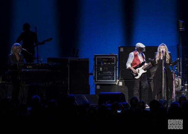 Fleetwood Mac photos by Wes Marsala