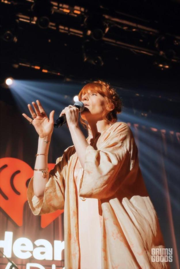 Florence and the Machine at the iHeartRadio Theater by Steven Ward