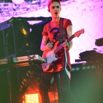 Grimes at FYF 2016 in Exposition Park, Los Angeles